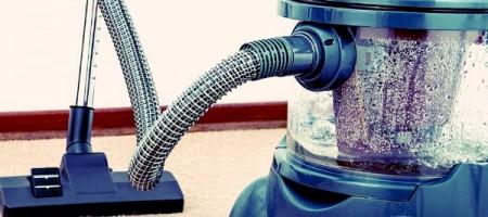Travaillez dans une atmosphère saine grâce à un aspirateur professionnel !